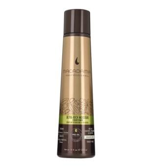 Macadamia Ultra Rich Moisture Conditioner Ypač drėkinantis kondicionierius pažeistiems plaukams, 300 ml   inbeauty.lt