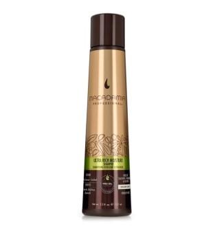 Macadamia Ultra Rich Moisture Shampoo Ypač drėkinantis šampūnas pažeistiems plaukams, 100 ml | inbeauty.lt