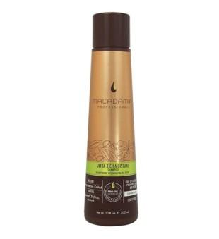 Macadamia Ultra Rich Moisture Shampoo Ypač drėkinantis šampūnas pažeistiems plaukams, 300 ml | inbeauty.lt