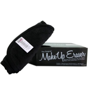 MakeUP Eraser Chick Black Makiažo valymo servetėlė, 1 vnt. | inbeauty.lt