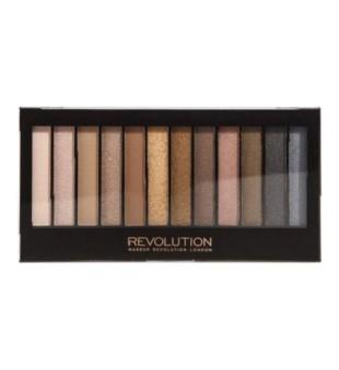 Makeup revolution Iconic Akių vokų šešėlių paletė Iconic 1, 14 g | inbeauty.lt