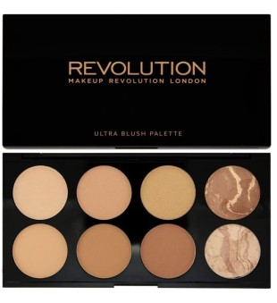 Makeup revolution All about bronze Ultra Professional Bronze bronzantas, 1 vnt. | inbeauty.lt