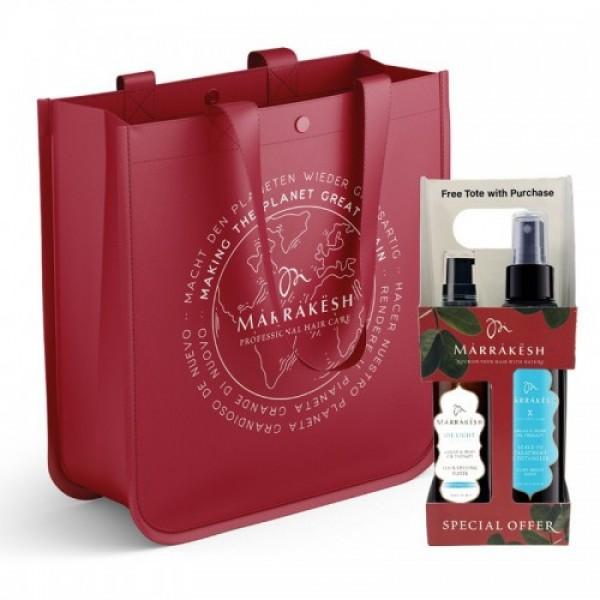 Holiday Bag Light Breeze Plaukų priežiūros rinkinys, 1vnt
