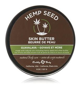 Hemp Seed Guavalava Skin Butter Kūno sviestas, 227 g | inbeauty.lt