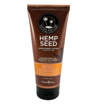Hemp Seed Dreamsicle Hand and Body Lotion Rankų ir kūno pienelis, 207 ml | inbeauty.lt