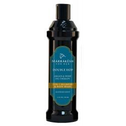 Men's Double Hop 2 in 1 Shampoo & Body Wash Vyriškas šampūnas-prausiklis viename, 355 ml