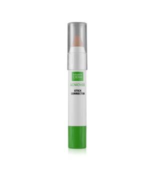 MartiDerm ACNIOVER Stick Corrector Maskuojamasis pieštukas, 30ml | inbeauty.lt