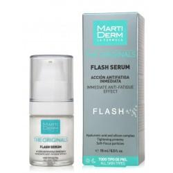 Flash Serum Serumas, šalinantis nuovargio žymes, 15ml