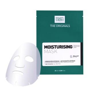 MartiDerm Moisturizing Mask Drėkinamoji veido kaukė, 1vnt   inbeauty.lt