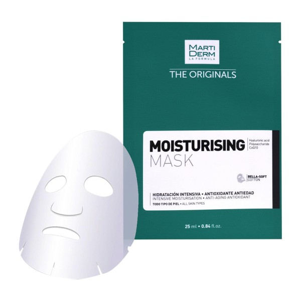 Moisturizing Mask Drėkinamoji veido kaukė, 1vnt
