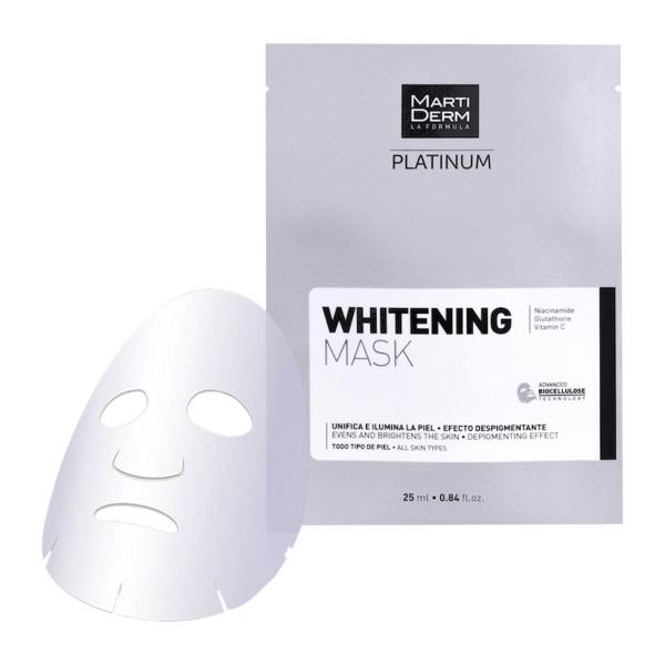 Whitening Mask Skaistinamoji veido kaukė, 1vnt