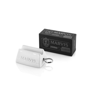 Marvis Porcelain Toothpaste Dispenser Porcelianinis dantų pastos spaustukas, 1 vnt. | inbeauty.lt