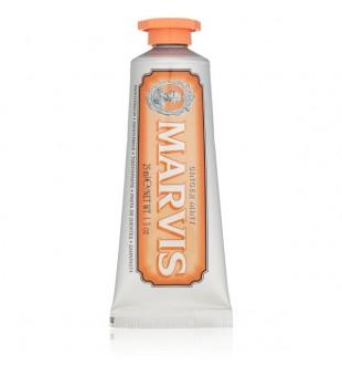 Marvis Ginger Mint Imbiero ir mėtų skonio dantų pasta, 25ml | inbeauty.lt