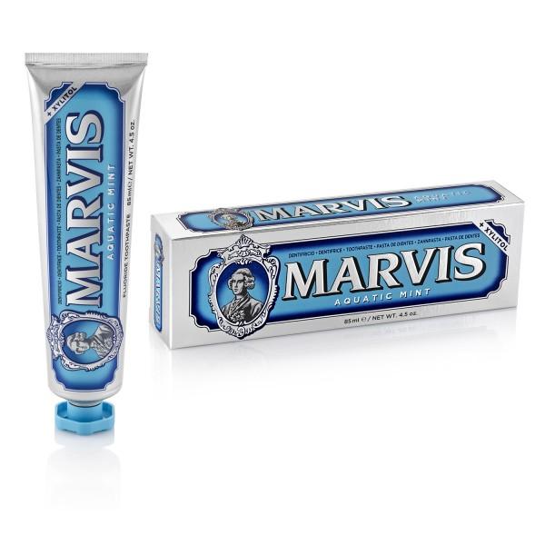 Jūros gaivos skonio dantų pasta – Aquatic Mint, 85ml