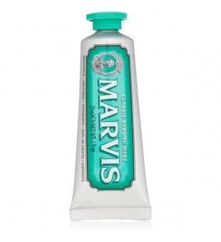 Marvis Classic Strong Mint Klasikinė mėtų skonio dantų pasta, 25ml | inbeauty.lt
