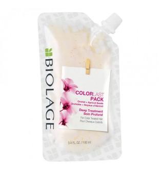 Matrix ColorLast Pack Deep Treatment Plaukų kaukė dažytiems plaukams, 100ml | inbeauty.lt