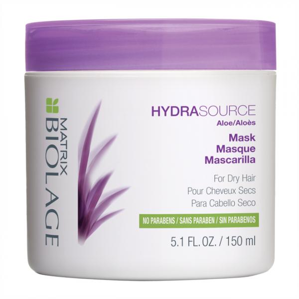 HydraSource Mask Drėkinamoji plaukų kaukė, 150ml