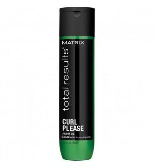 Matrix Curl Please Conditioner Kondicionierius garbanotiems plaukams, 300ml | inbeauty.lt