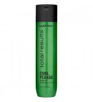 Matrix Curl Please Shampoo Šampūnas garbanotiems plaukams, 300ml | inbeauty.lt