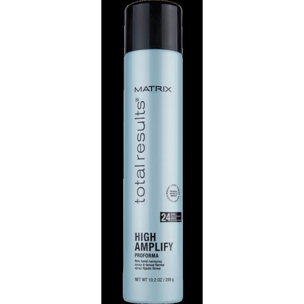High Amplify Proforma Firm Hold Hairspray Stiprios fiksacijos plaukų lakas, 289g
