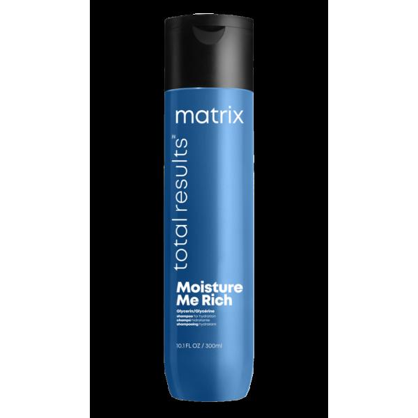 Moisture Me Rich Shampoo Drėkinamasis šampūnas, 300ml