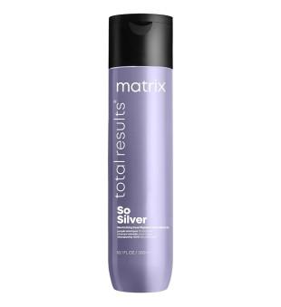 Matrix So Silver Shampoo Šampūnas šviesintiems plaukams, 300ml   inbeauty.lt