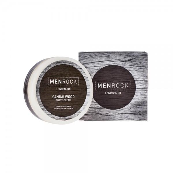 Shaving Cream Sandalwood Santalmedžio aromato skutimosi kremas , 100g