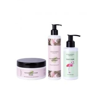 Mikimira Cosmetics Hair Care Set Plaukų priežiūros rinkinys, 1vnt | inbeauty.lt