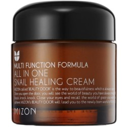 Multifunction Formula All in One Snail Healing Cream Daugiafunkcinis veido kremas, 75 ml