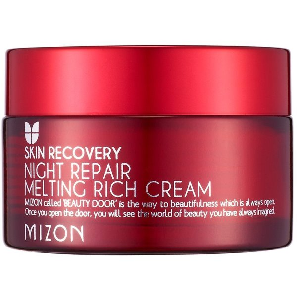 Skin Recovery Night Repair Melting Rich Cream Naktinis kremas, 50 ml