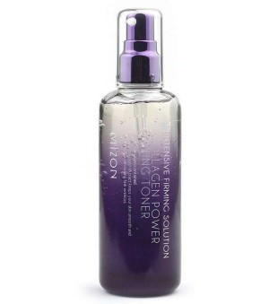 Mizon Intensive Firming Solution Collagen Power Lifting Tonic Stangrinamasis tonikas veido odai, 120 ml | inbeauty.lt