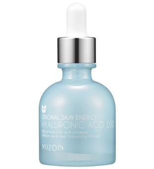 Mizon Original Skin Energy Hyaluronic Acid 100 Veido serumas su hialurono rūgštimi, 30 ml | inbeauty.lt