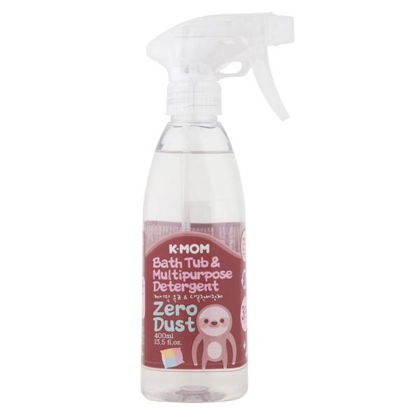 K-MOM Zero Dust Bath Tub & Multipurpose Detergent Daugiafunkcis valiklis, 400ml