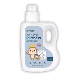 K-MOM Natural Pureness Baby Laundry Detergent Hipoalerginis skalbiklis, 1700ml
