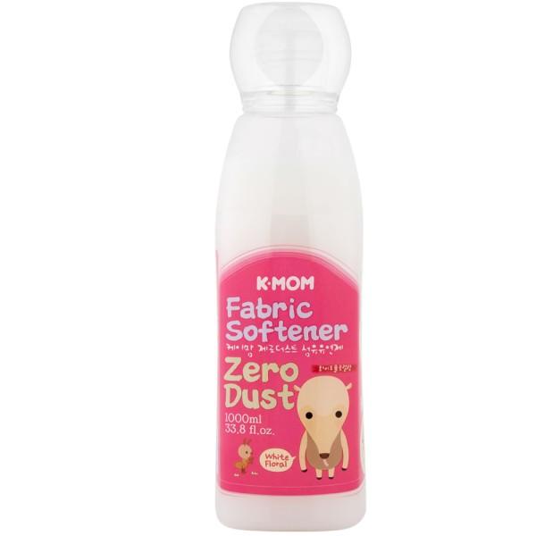 K-MOM Zero Dust Fabric Softener Ekologiškas audinių minkštiklis, 1000ml