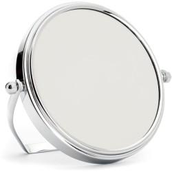 5 kartus padidinantis pastatomas skutimosi veidrodėlis, 1 vnt.