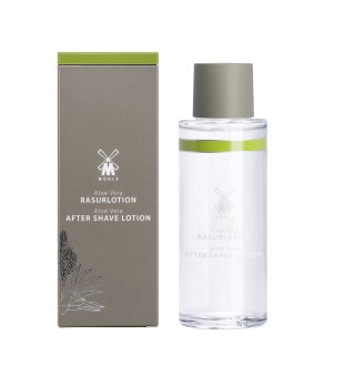 After Shave Lotion Aloe Losjonas po skutimosi, 125ml