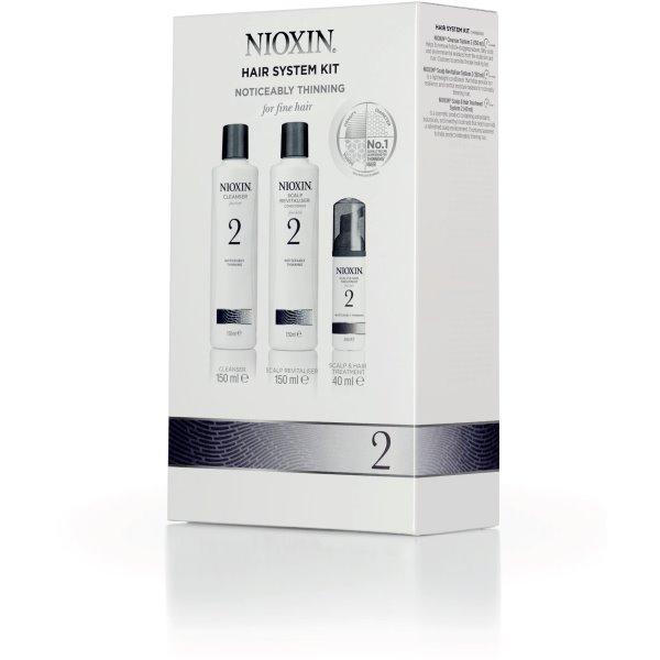 SYS2 Hair System Kit Plaukų priežiūros rinkinys, 1vnt.