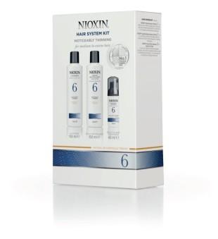 Nioxin SYS6 Hair System KIt Plaukų priežiūros rinkinys, 1vnt. | inbeauty.lt