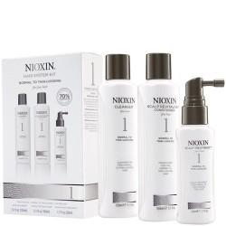Nioxin rinkinukas SYS1, 1 kompl.
