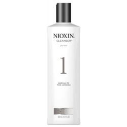 Plaukų ir galvos odos šampūnas - NIOX SYS1 CLEANSER, 300 ml