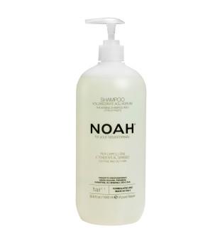 Noah 1.1. Thickening Shampoo With Citrus Fruits Šampūnas besiriebaluojantiems plaukams, 1000 ml | inbeauty.lt