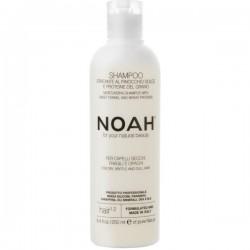 1.2. Moisturizing Shampoo With Sweet Fennel And Wheat Protein Šampūnas sausiems ir lūžinėjantiems plaukams, 250 ml