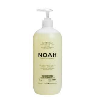 Noah 1.4. Regenerating Shampoo With Argan Oil Šampūnas sausiems ir chemiškai pažeistiems plaukams, 1000 ml | inbeauty.lt