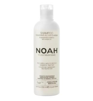 Noah 1.4. Regenerating Shampoo With Argan Oil Šampūnas sausiems ir chemiškai pažeistiems plaukams, 250 ml | inbeauty.lt