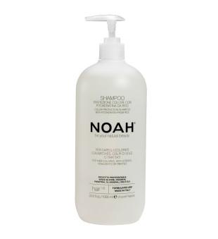 Noah 1.6. Color Protection Shampoo With Fitokeratine From Rice Šampūnas dažytiems ir sruogelėmis dažytiems plaukams, 1000 ml | inbeauty.lt