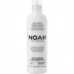 2.1. Nourishing Conditioner With Mango And Rice Proteins Maitinamasis balzamas lengvinantis plaukų iššukavimą, 250 ml