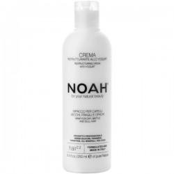 2.2. Restructuring Cream With Yogurt Atstatomoji kaukė sausiems ir pažeistiems plaukams, 250 ml