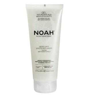 Noah 5.1 tekstūros suteikiantis gelis, apsaugantis nuo drėgmės poveikio, 200 ml | inbeauty.lt