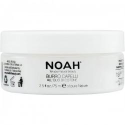 Hair Butter 5.11. Plaukų sviestas, suteikiantis glotnumo ir apsaugantis nuo vėlimosi 75 ml